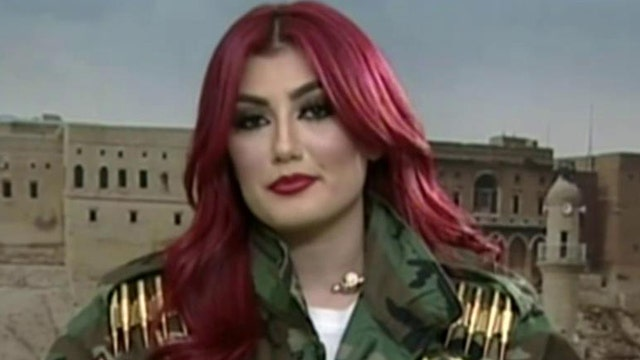 Helly Luv on fighting ISIS: My weapon is my music