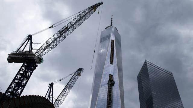 One World Trade Center's comeback