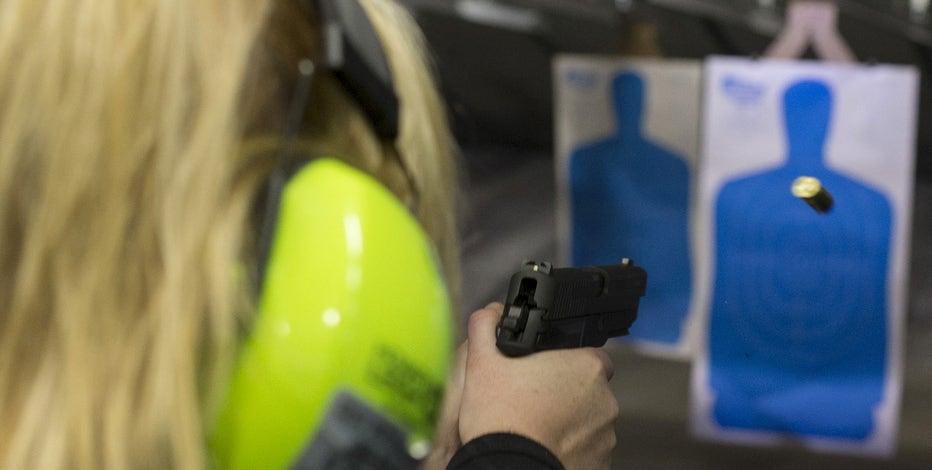 Gun Cave Shooting Range Owner Jan Morgan explains why she is turning Muslims away from her firing range.