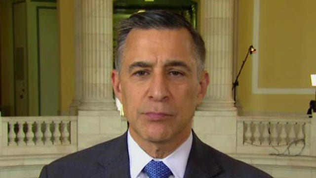 Rep. Issa: Wish IRS commissioner could get four-game suspension