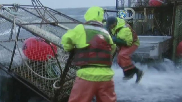 Captain Keith Colburn and Greenhorn Amy Majors of 'Deadliest Catch' on the business of fishing.