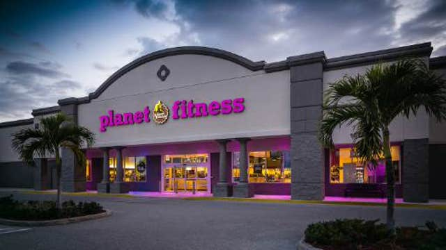 Planet Fitness CEO Chris Rondeau chats with FOXBusiness.com's Jade Scipioni about the company's debut on the New York Stock Exchange.