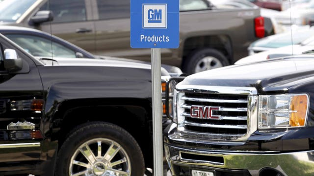 FBN's Jeff Flock and Wall Street Journal Auto Editor Jeff Bennett on GM increasing production on big SUVs and trucks.