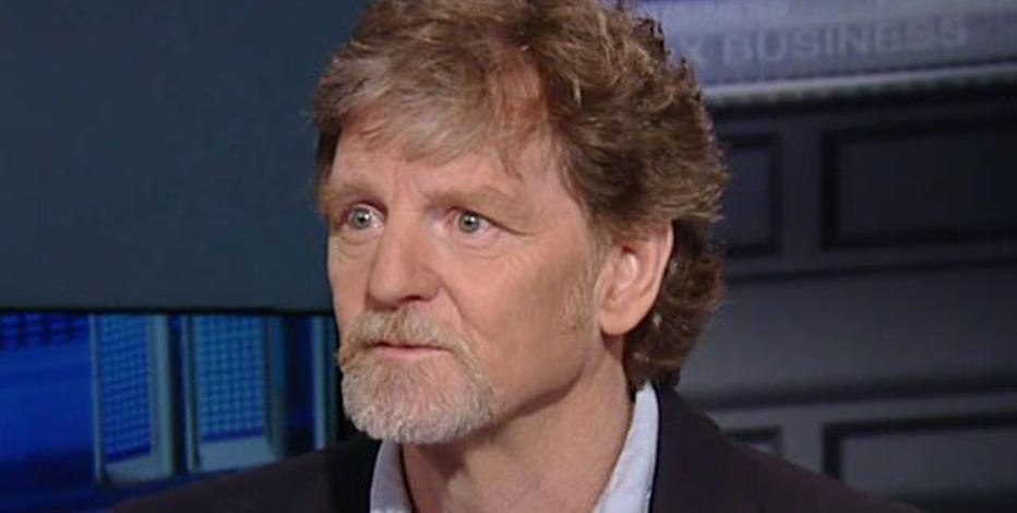 Masterpiece Cakeshop Owner Jack Phillips and his attorney Kristen Waggoner discuss why he wouldn't provide a wedding cake for a same-sex wedding.