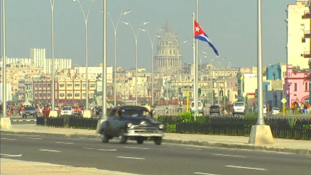 Anti-terrorist advocate Joseph Connor on why he is opposed to the U.S. establishing relations with Cuba.