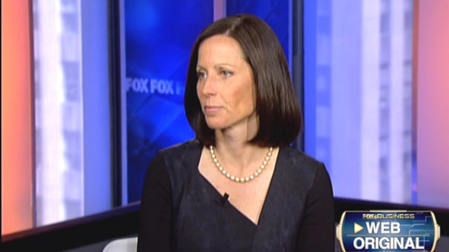 In a wide-ranging interview with FOXBusiness.com's Victoria Craig, Nasdaq President Adena Friedman talked about being a working mother, technology on Wall Street, and said her long-term career goal is to be a CEO.