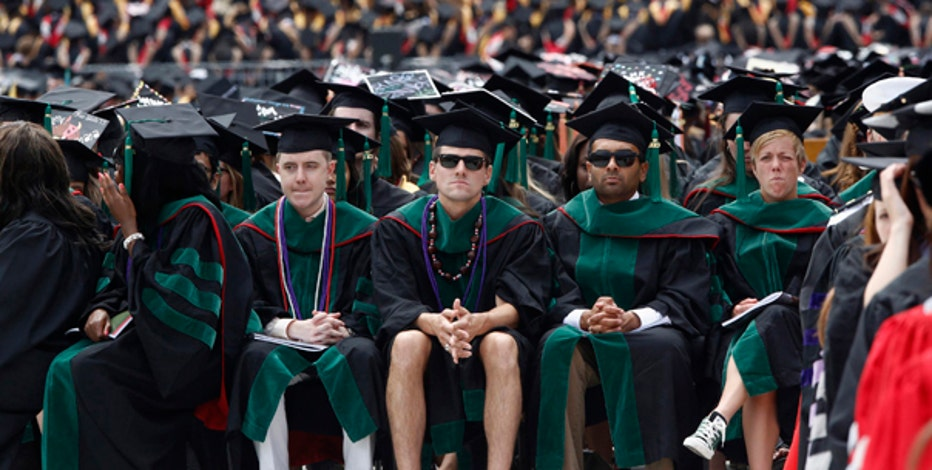 FBN's Gerri Willis on the most expensive colleges in each state.