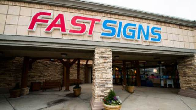 FBN's Liz MacDonald on the success of FASTSIGNS.
