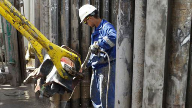 How are volatile oil prices impacting banks?