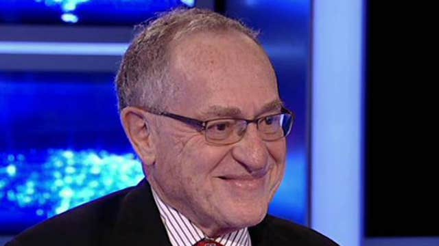 Alan Dershowitz On The Iran Nuclear Deal Hillary Clinton