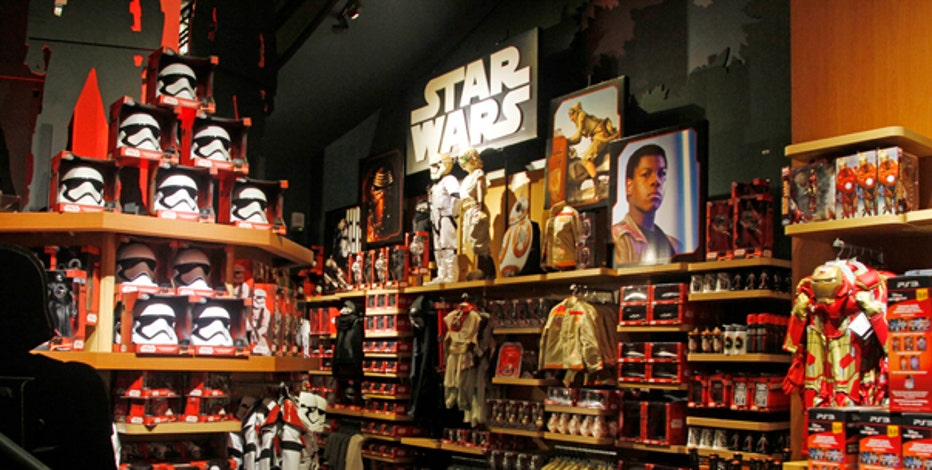 'Star Wars' superfan Mike Avila on why he waited in line all night to buy 'Star Wars' toys.