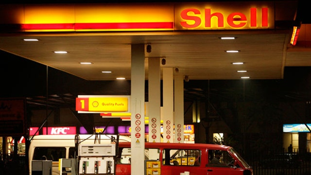 Shell Oil CEO Ben van Beurden on the impact of China's economic slowdown, Iran, the impact of declining oil prices and solar energy.