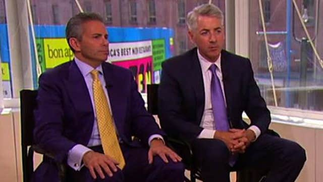 Howard Hughes CEO on working with Bill Ackman