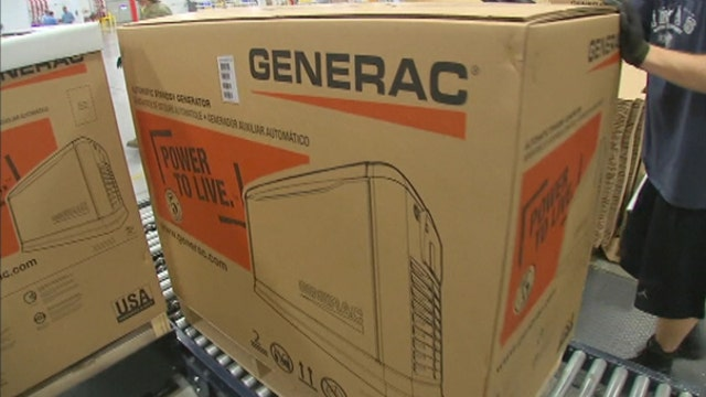 Generac CEO Aaron Jagdfeld on the outlook for demand for generators.