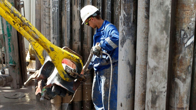 Economy not strong enough to support demand growth for oil?