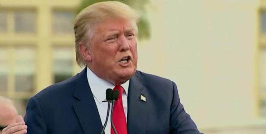Republican presidential candidate Donald Trump says he has never seen such an incompetent deal as the Iran deal.