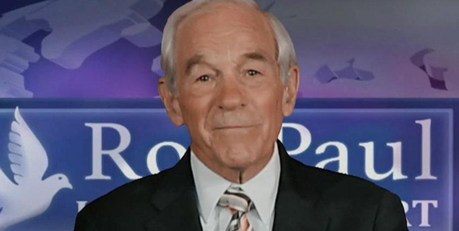 Former Rep. Ron Paul, (R-Texas), on Europe's migrant crisis and Kentucky clerk Kim Davis.