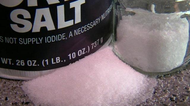 NYC takes on salt