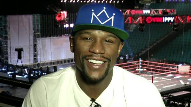 Undefeated World Champion Boxer Floyd Mayweather, Jr. on his career, legacy, his upcoming bout with Andre Berto and future plans after boxing.