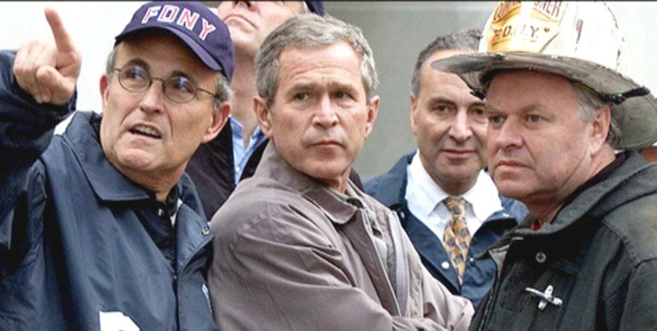 Former NYC Mayor Rudy Giuliani reflects on 9/11 on the 14th anniversary.