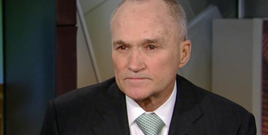Former NYC Police Commissioner Ray Kelly on his political future, the 'Ferguson Effect,' the rising crime rate in New York City, the James Blake incident and Europe's migrant crisis.