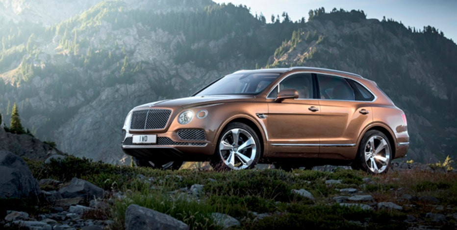Bentley Motors Americas CEO Michael Winkler on the luxury automaker's new SUV.
