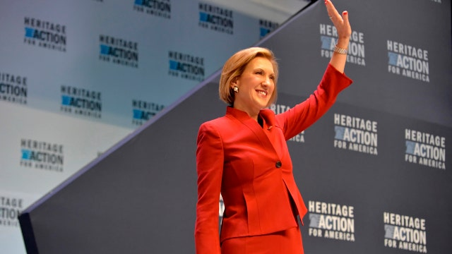 How Fiorina can rise above political attacks