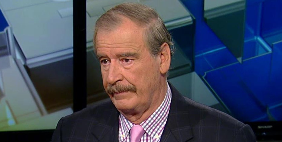 Former President of Mexico Vicente Fox weighs in on Donald Trump's immigration plans and Mexico's energy plans.