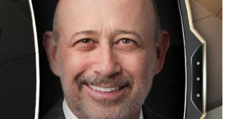 FBN's Cheryl Casone on Goldman Sachs' Llyoyd Blankfein being diagnosed with lymphoma.