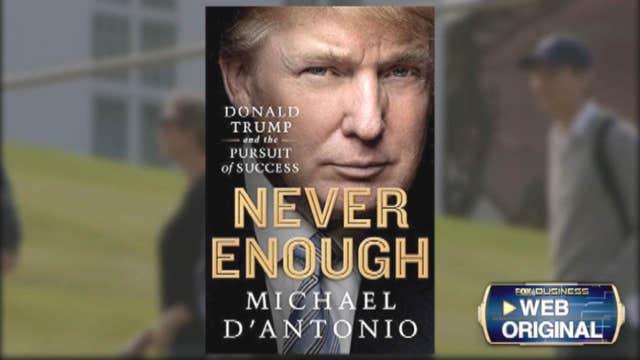 Pulitzer Prize-winning Writer Michael D'Antonio sat down with FOXBusiness.com's Elizabeth Chmurak to discuss his new book, 'Never Enough.'