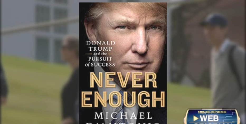 Pulitzer Prize-winning Writer Michael D'Antonio sat down with FOXBusiness.com's Elizabeth Chmurak to discuss his new book, 'Never Enough.'