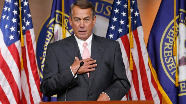 How will Boehner's exit impact the 2016 presidential race?