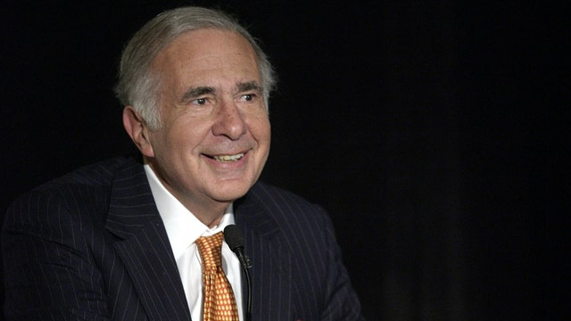 Billionaire investor Carl Icahn on the impact of low interest rates and why he thinks Donald Trump is the best candidate for 2016.
