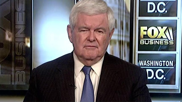 Gingrich: McCarthy's emphasis on generational change is healthy