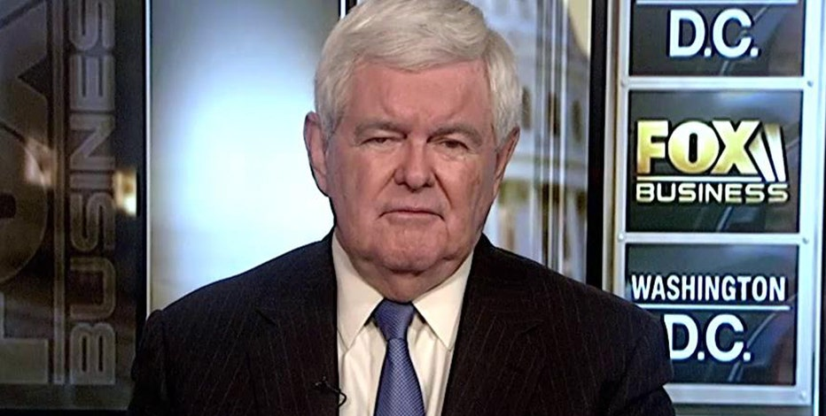 Former Speaker of the House Newt Gingrich on Rep. Kevin McCarthy's bid to be Speaker of the House and the key issues facing Congress.