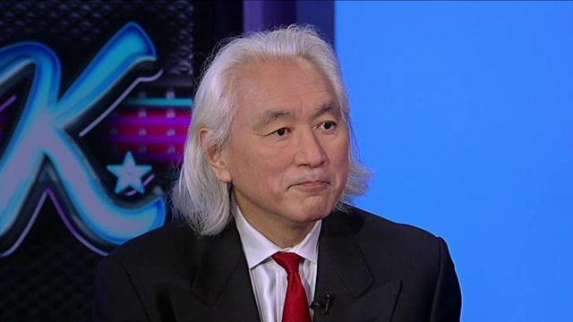 Dr. Michio Kaku on NASA's discovery of liquid water on Mars