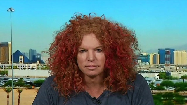 Against All Odds, Carrot Top Marks a Decade in Las Vegas  |Carrot Top 2015