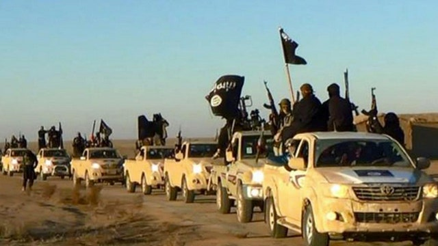 Iraq urging Russia to launch airstrikes on ISIS