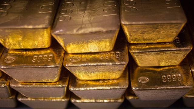 Gold prices headed higher?