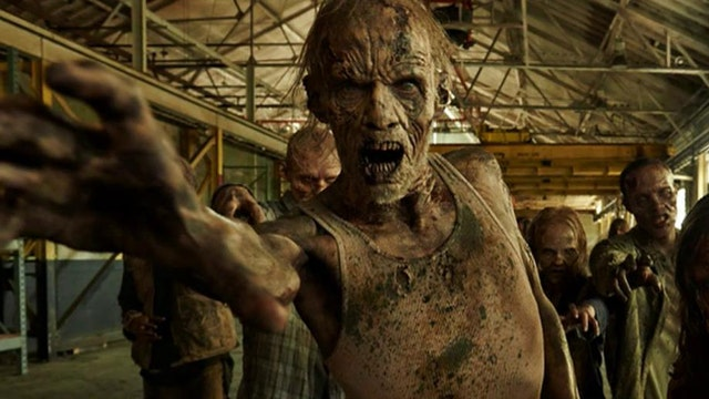 'The Walking Dead' Executive Producer David Alpert on the popularity of the show and New York Comic Con.