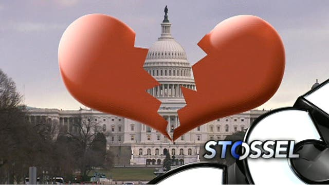 Stossel 09/25/2015: Breaking Up With Government