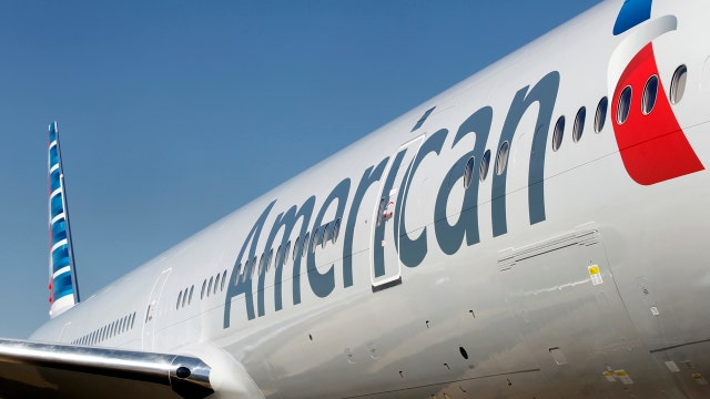 American Airlines passenger Tiana Fough on getting kicked off her flight by the flight attendants.