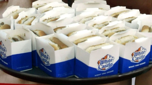 White Castle V.P. Jamie Richardson on the fast-food chain's all-day breakfast menu and competition from McDonald's.