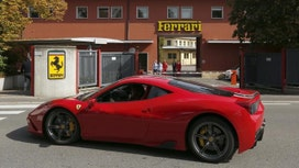 No depreciation for Ferraris?
