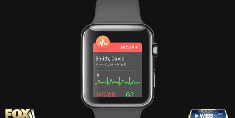 Expecting moms will soon be able to listen to their baby's heart rate with using their Apple Watch.