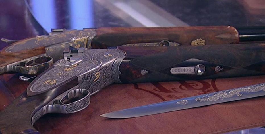 Beretta Trident Program Director Ian Harrison on the company's luxury shotguns for sale.