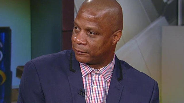 Former New York Mets player Darryl Strawberry and Steiner Sports Founder Brandon Steiner on the Mets, the World Series and the economic boost to New York City.