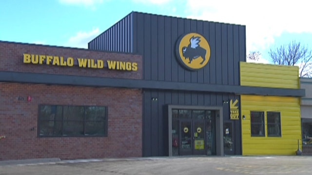 Buffalo Wild Wings CEO Sally Smith on the restaurant chain's third-quarter results and outlook.