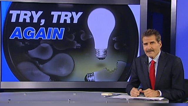 Stossel 10/16/2015: Try, Try Again'