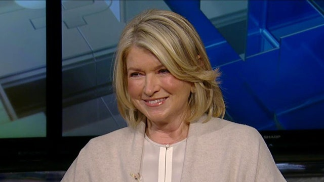 Martha Stewart Living Omnimedia founder Martha Stewart on the company, its American Made program and her future endeavors.